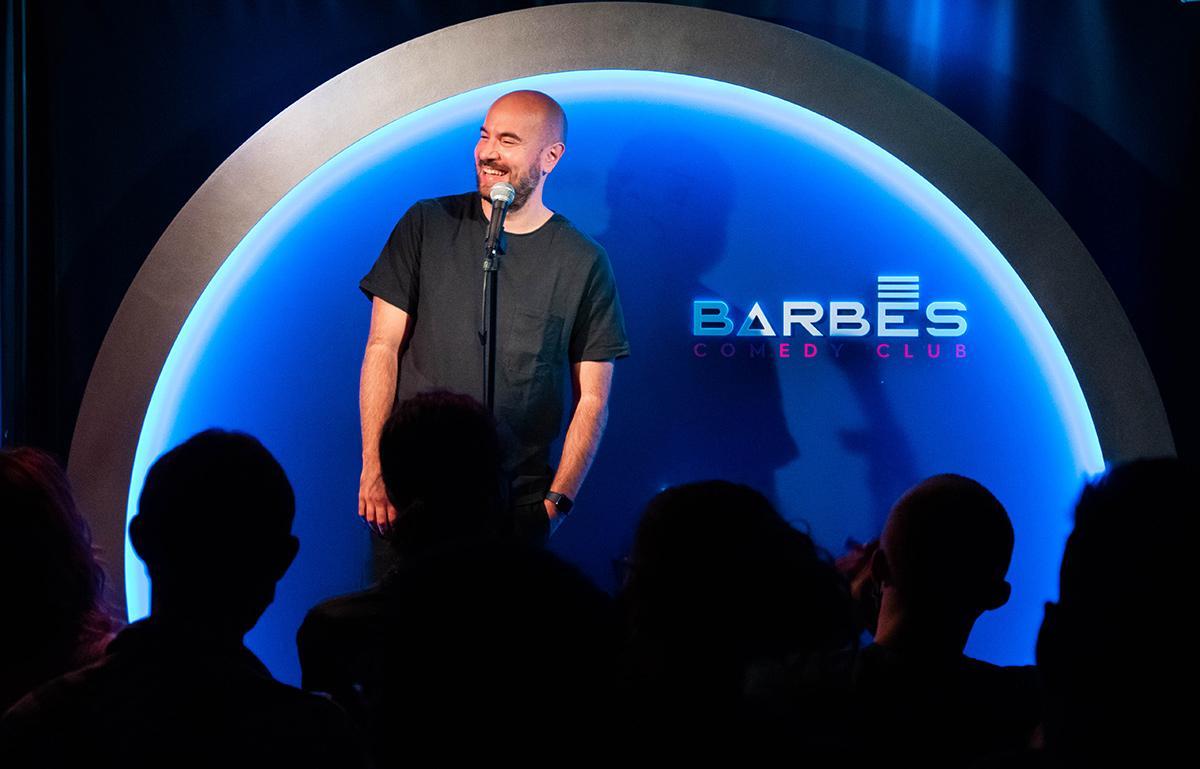 Illustration Barbès Comedy Club