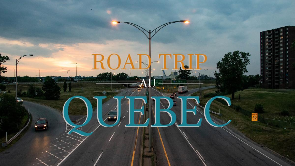 Illustration Voyage au Quebec